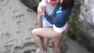 Порно sex Скрит дяволите на плажа
